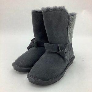 BearPaw | Women's Boots | Geneva | Charcoal